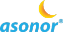 Asonor- Effective Award Winning Anti Snoring Solutions Logo