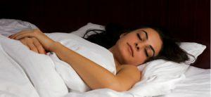 Guidelines before sleeping