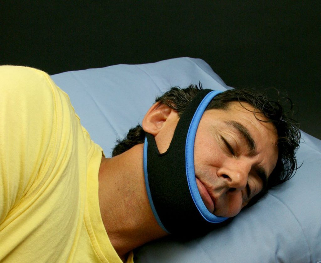 The best way to fight snoring